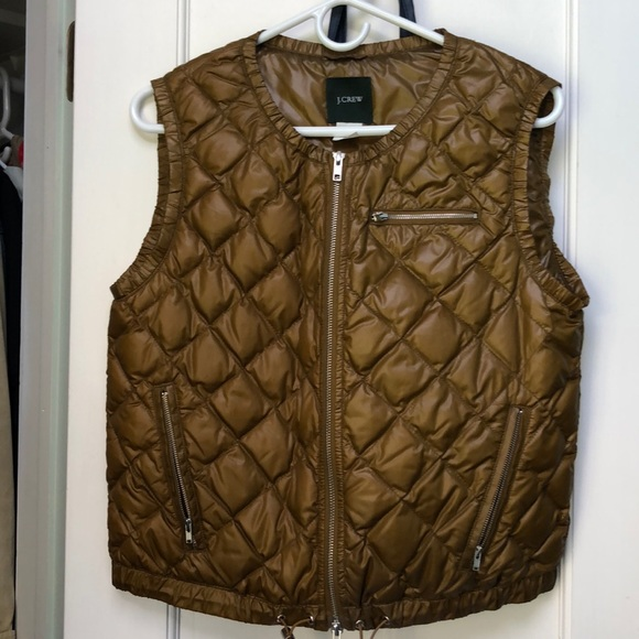 J. Crew Jackets & Blazers - J.Crew Women's vest